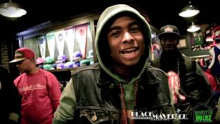 2012 OFFICIAL Philly Hip Hop Awards MITCHELL & NESS Cypher