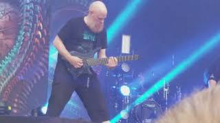 Meshuggah - By The Ton - Chicago Open Air 2017