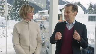 Hub Culture Davos 2019 - Huw van Steenis, Senior Advisor to the Governor, Bank of England