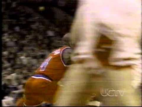 Bulls Bullets Fight in 1996: Rasheed, Webber, Jordan