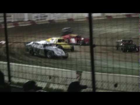 Jesse Gordon Sport Modified Main (04-10-10) Victorville Auto Raceway