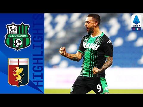 Sassuolo 5-0 Genoa | Caputo Gets a Brace as Brilliant Sassuolo Hit 5! | Serie A TIM