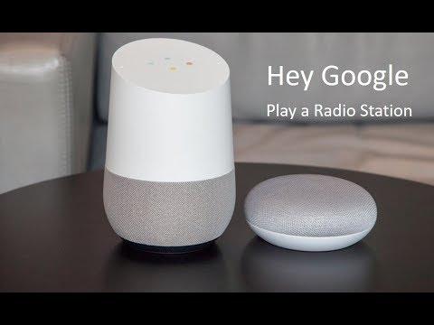 Hey Google Play Radio Station Youtube