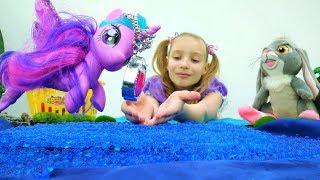 София Прекрасная - Потерянный амулет - Видео для девочек с игрушками thumbnail