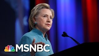 Hillary Clinton Meets FBI Over Email, Donald Trump Responds | Morning Joe | MSNBC