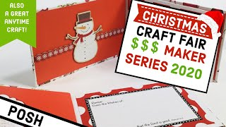 SHOWSTOPPEREASY DIY Christmas Recipe Book Christmas Craft Fair 2020 Idea PERFECT ANYTIME GIFT!