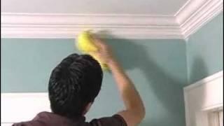Installing Crown Moulding - TRIMROC Installation Video