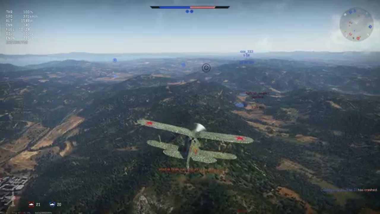 War thunder la 9 gameplay store