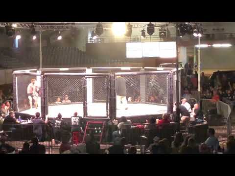 Shawn Nelson MMA debut
