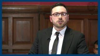 Adam Deen   Islam Is A Peaceful Religion   Oxford Union