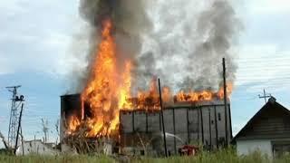 Пожар на элеваторе в томылово цепной роликовый конвейер