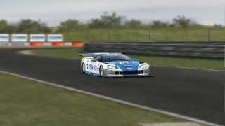 Evolution GT - Chevrolet Corvette C6.R