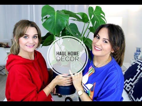 HAUL Home Decor 2018 I loveandgreatshoes