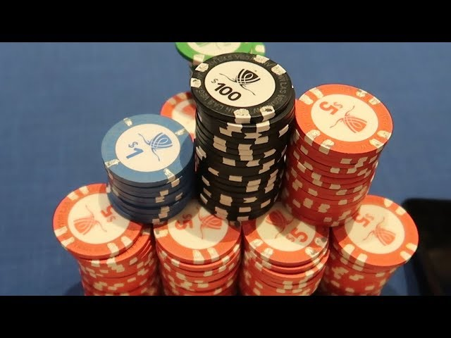 Flopping QUAD ACES and Bet Into AGAIN!