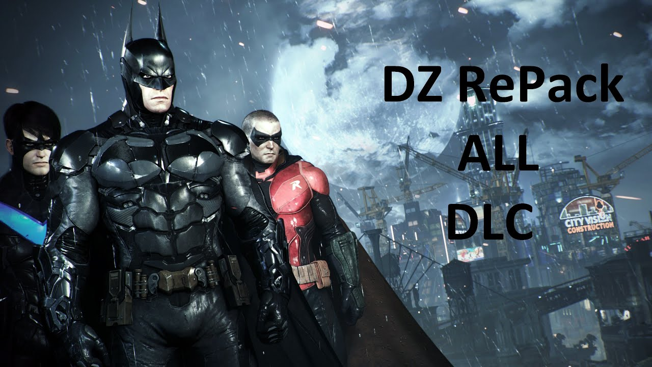 batman arkham knight pc download skidrow