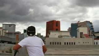Bmx Flatland 2012 México (Retrato a Donovan Borja)
