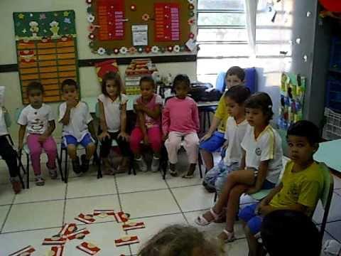 Trabalhando o nome na educação infantil atividades
