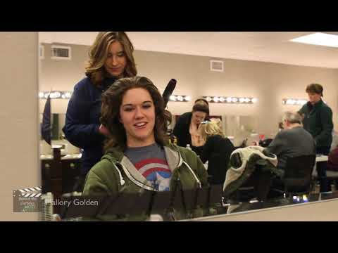 Behind the Curtains with Mallory Golden   Almost Maine