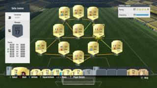the best overpowered 45k calcio a squad builder fifa 17 ultimate team