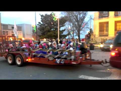 Shelbyville, Tenn., Christmas Parade 2013