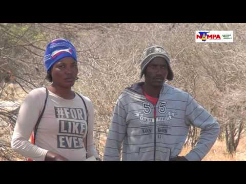 NAMPA: OKH Okahandja residents up in arms against road contractors 01 Sep 2016 HD