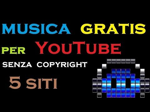 Musica gratis per video su YouTube senza copyright: 5 siti con risorse online