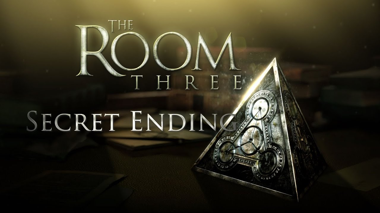 The Room Three Secret Ending Guide 隱藏結局 - YouTube
