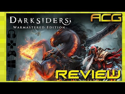 """Darksiders: Warmastered Edition Review """"Buy, Wait For Sale, Rent, Never Touch?"""""""