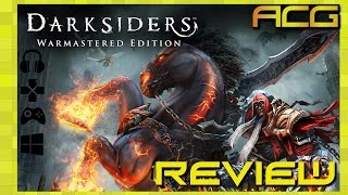 "Darksiders: Warmastered Edition Review ""Buy, Wait for Sale, Rent, Never Touch?"""