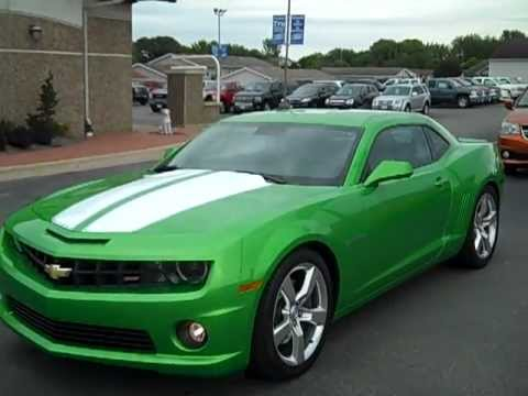 2011 chevrolet camaro ss rs modded synergy green brenengen auto youtube. Black Bedroom Furniture Sets. Home Design Ideas