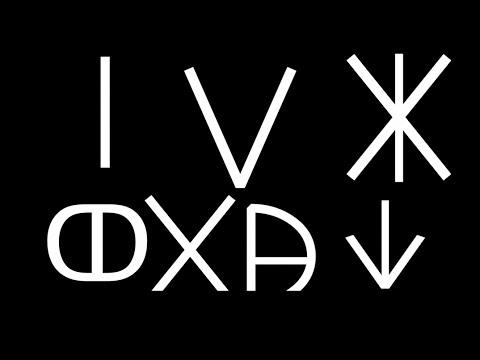 The Origin of Roman Numerals