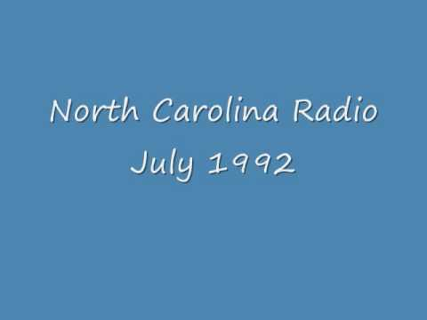 Eastern North Carolina Radio  July 1992.wmv