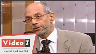 أيمن الصياد: انتخابات البرلمان نزيهة وتعبر عن الفترة الحالية