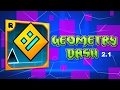 Geometry Dash 2.1 {+APK Android download}! All Icons