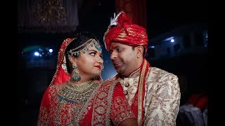 الزفاف يسلط الضوء | Nitika & Nishank | BJ التصوير الفوتوغرافي | امباله | شانديغار | الولايات المتحدة الأمريكية