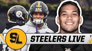 James Conner Injury Update, Playoff Breakdown | Steelers Live