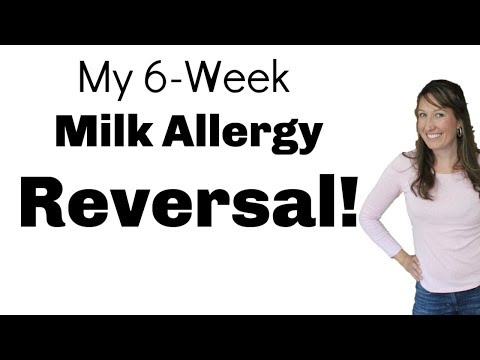 I Cured My Dairy Allergy in 6 Weeks With The GAPS Diet