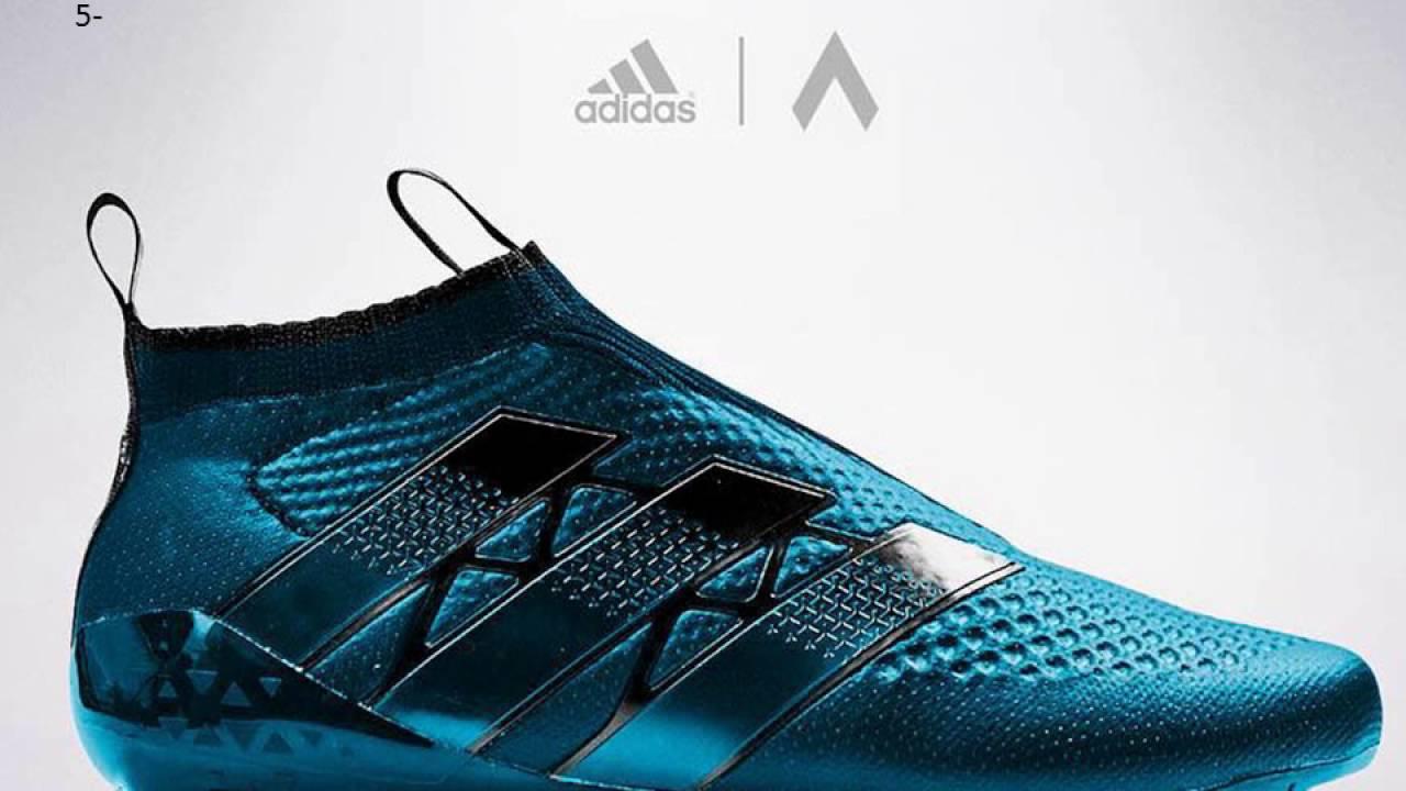 Adidas Futbol Botines 2017