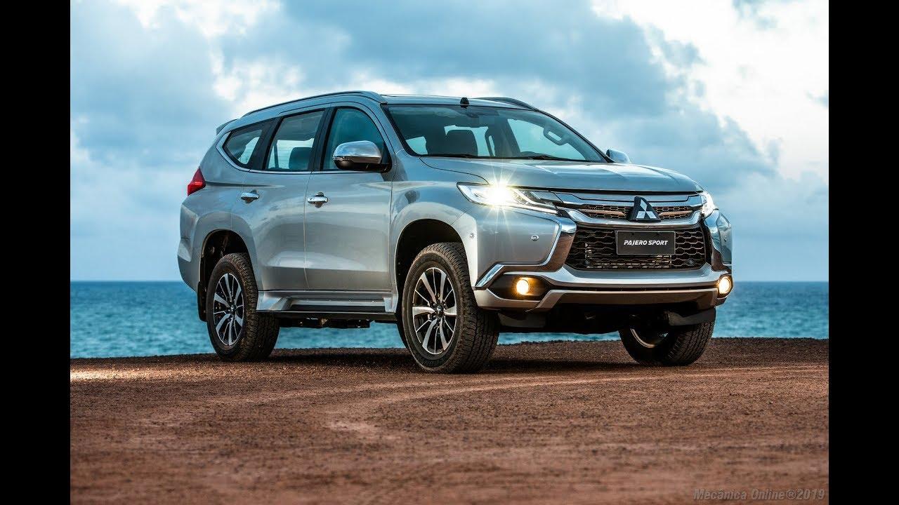 Novo Mitsubishi Pajero Sport 2020