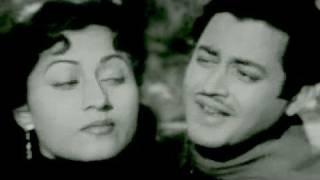 Chal Diye Bande Nawaz - Madhubala, Guru Dutt, Mr. and Mrs. 55 Song