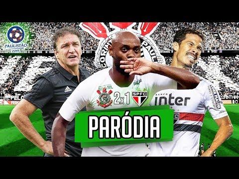 ♫ 2-1 CORINTHIANS É CAMPEÃO EM CIMA DO SÃO PAULO | PARÓDIA FINAL PAULISTÃO ‹ RALPH +10 ›