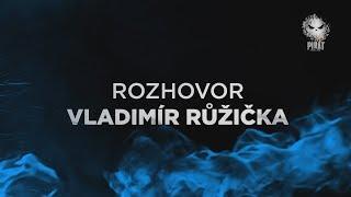 Vladimír Růžička na startu společné přípravy