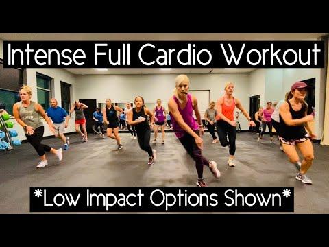 Intense Full Cardio Workout