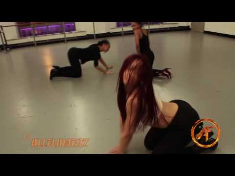Tank F***in With Me Choreography - NiiQ x Raquelle Allflamerz Exclusive