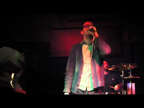 "Cold Lake ""Trust Fall""  02/25/2012 Highline (Seattle)"