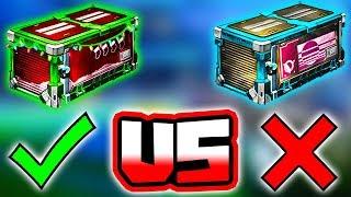 SECRET SANTA VS VELOCITY CRATE! | Which = More Profit?? ( Rocket League Items / Trading )