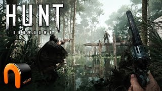 HUNT Showdown - MONSTER HUNTING PVP - Alpha Gameplay