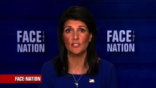 Nikki Haley weighs in on U.S. response to Russian election meddling