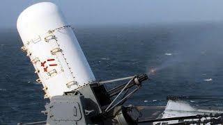 ファランクス Block1A・近接防御火器システム(CIWS) 強襲揚陸艦ペリリュー