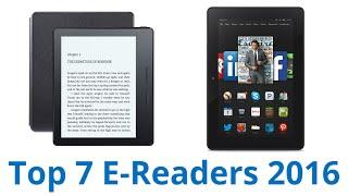 7 Best E-Readers 2016 v2